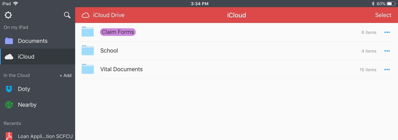 DEVONthink Edit Question iOS - Software - MPU Talk